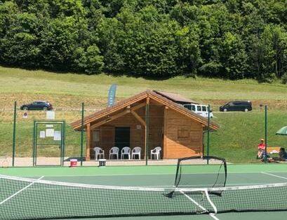 Club House Tennis Club Samoens